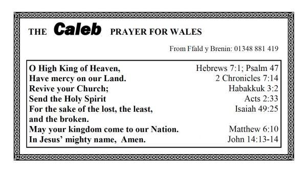 Men United Prayer Page